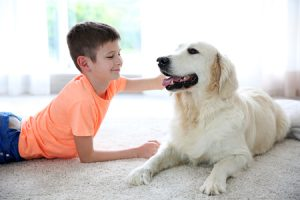 Dogs Benefit Children